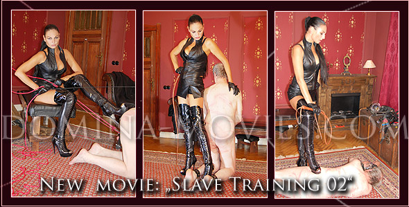 VS SlaveTraining02